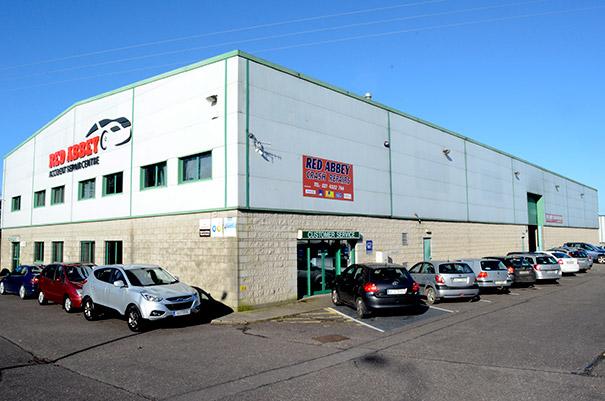 Red Abbey Motors Accident Repair Centre Cork